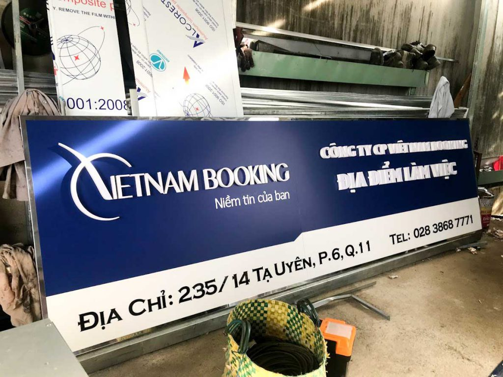 Bảng Tole dán decal